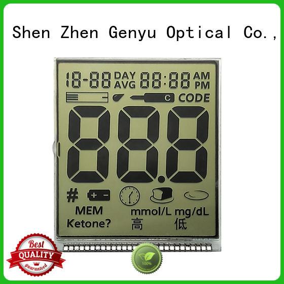 Genyu gy8812854 lcd custom supply for meter