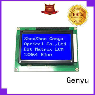 Genyu Custom lcm lcd company for smart home