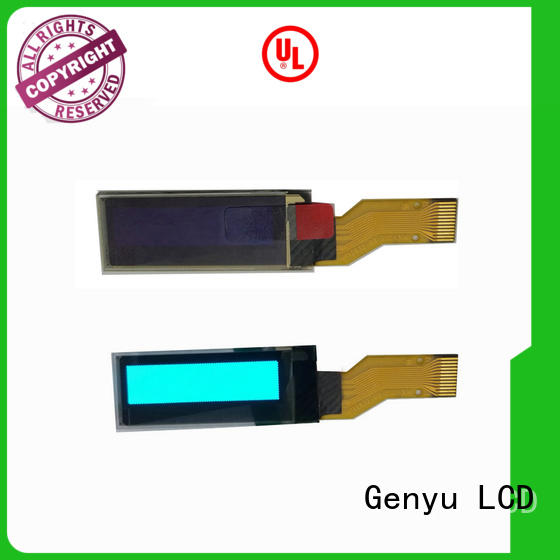 New oled screen module 128x64 company for DJ mixer