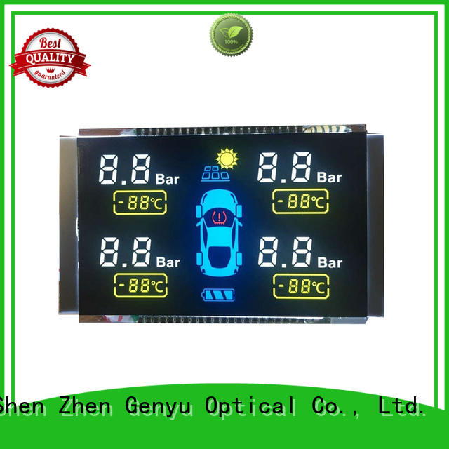 Custom lcd display custom gy03836nm for business for meter