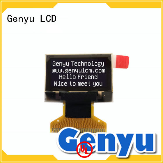 Genyu High-quality oled lcd panel supply for smart home