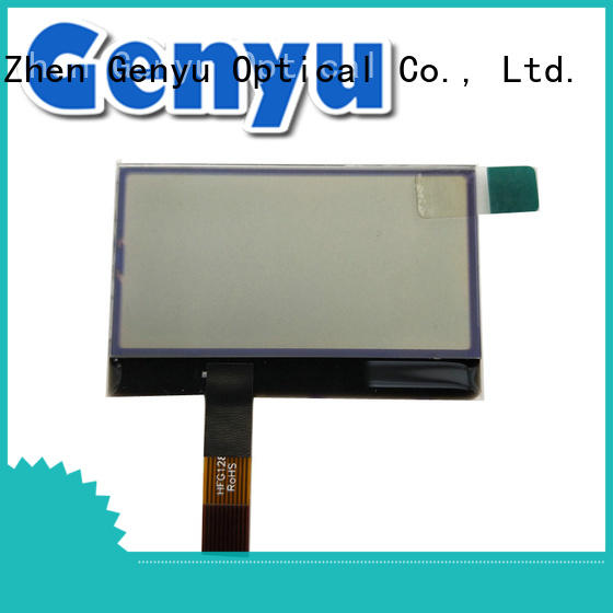 128x128 lcd display manufacturer for equipment Genyu