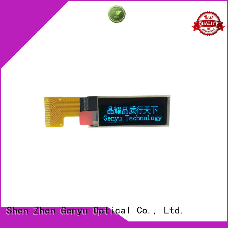 Top oled screen module oled for business for instruments