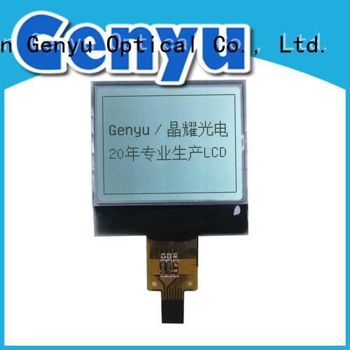 Genyu 12832 graphics lcd modules manufacturer for equipment