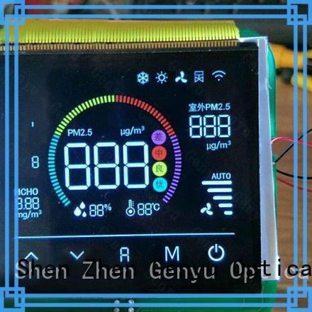 Genyu new design custom size screen segment for laser