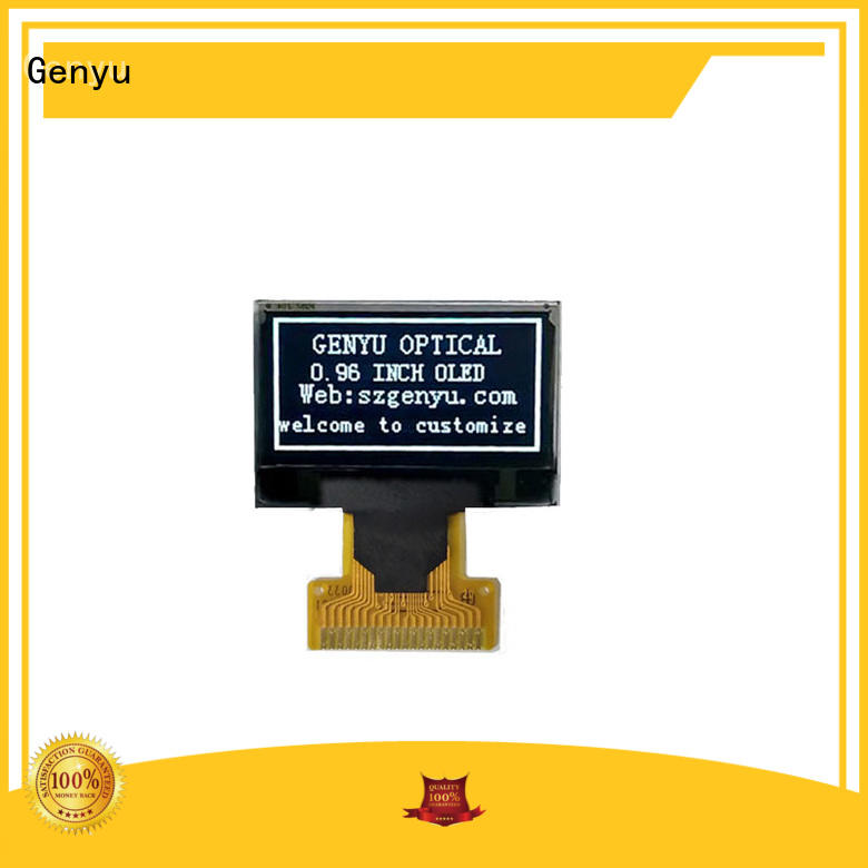 Genyu Top oled lcd panel company for instruments