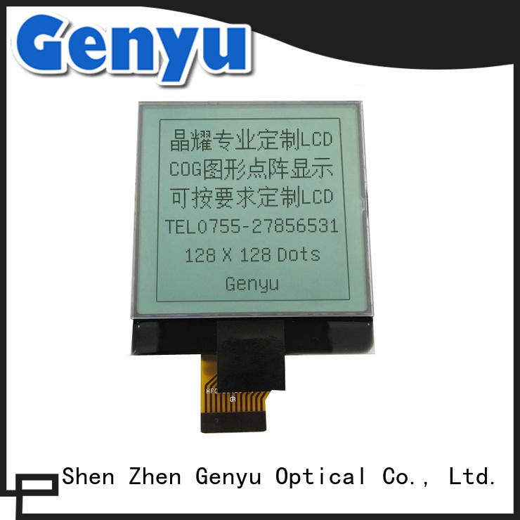 Genyu graphic lcd 128x64 exporter for industry