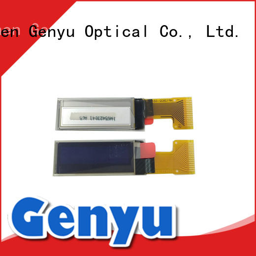 monochrome oled display display for smart watch Genyu
