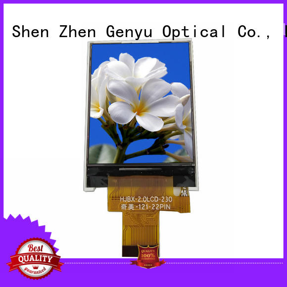 Genyu Wholesale tft lcd display for devices