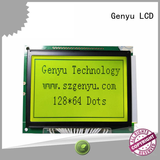Genyu High-quality lcm panel supply for smart home