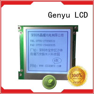 Genyu Custom lcm lcd for business for instruments panels