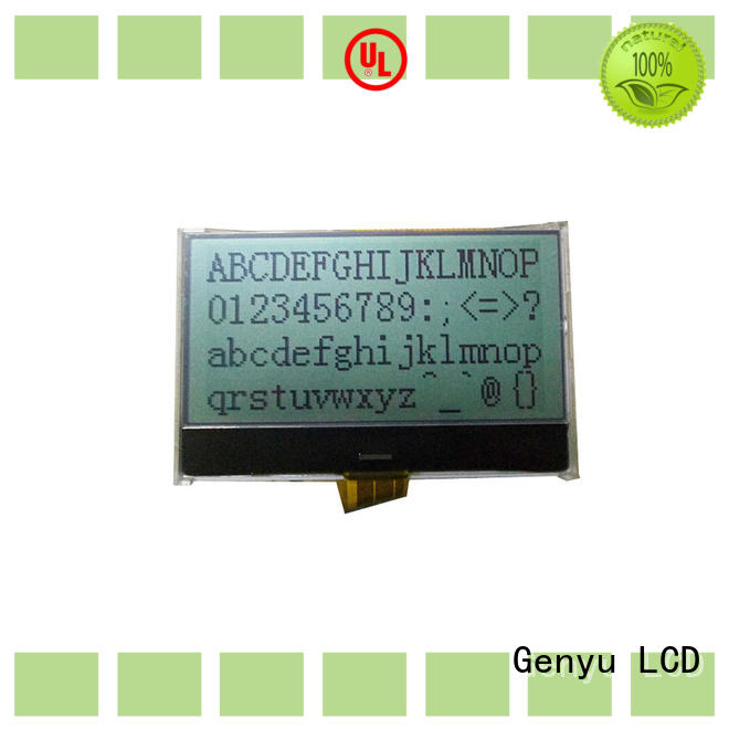 Genyu New graphic lcd display suppliers for industry