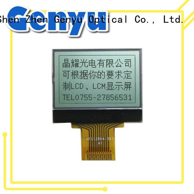 Dot Matrix LCD Displays stn for equipment Genyu