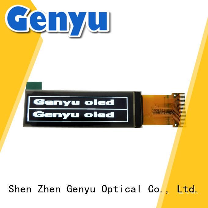 066 pantalla oled module for smart home Genyu