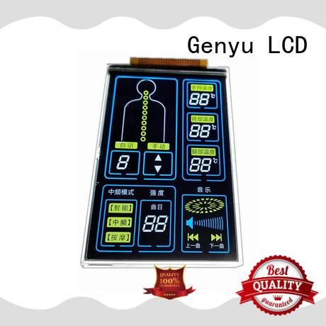 Genyu gy8011 lcd custom factory for meter