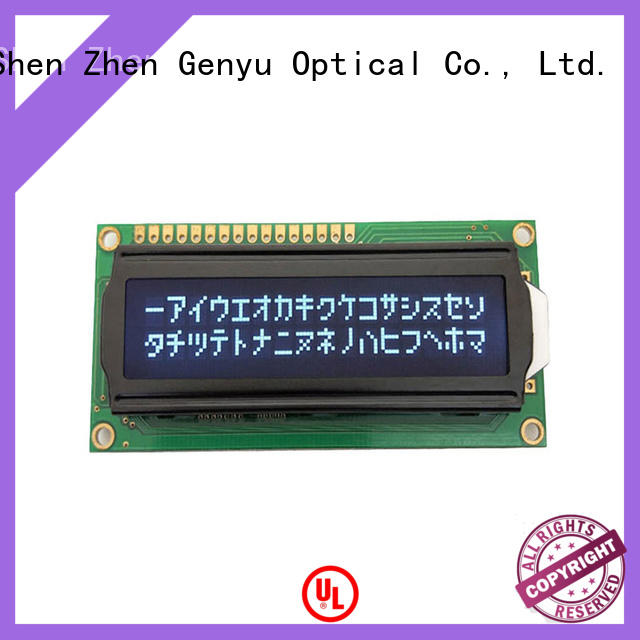 Best character display gy1601 company for TAB
