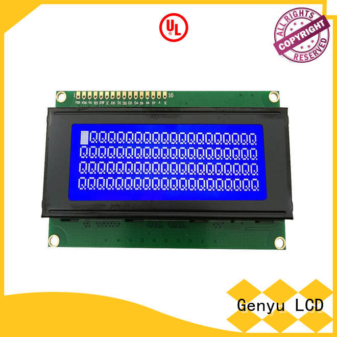 Genyu gy1601 character lcd module‎ suppliers for aerial molds