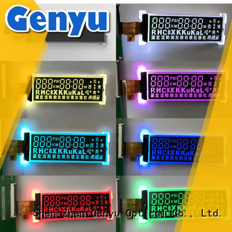 LCD Segment Display GY-001923A