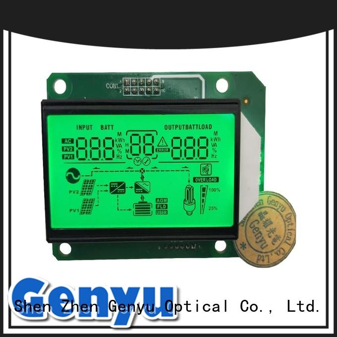 gy06478 Custom segment lcd screen exporter for POS