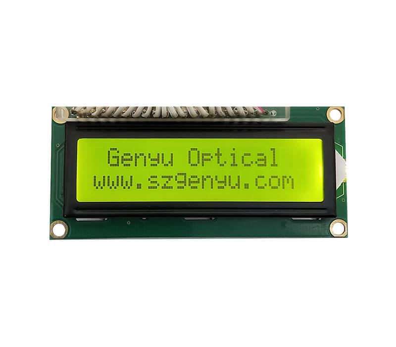 LCD Character Display 1602A-9