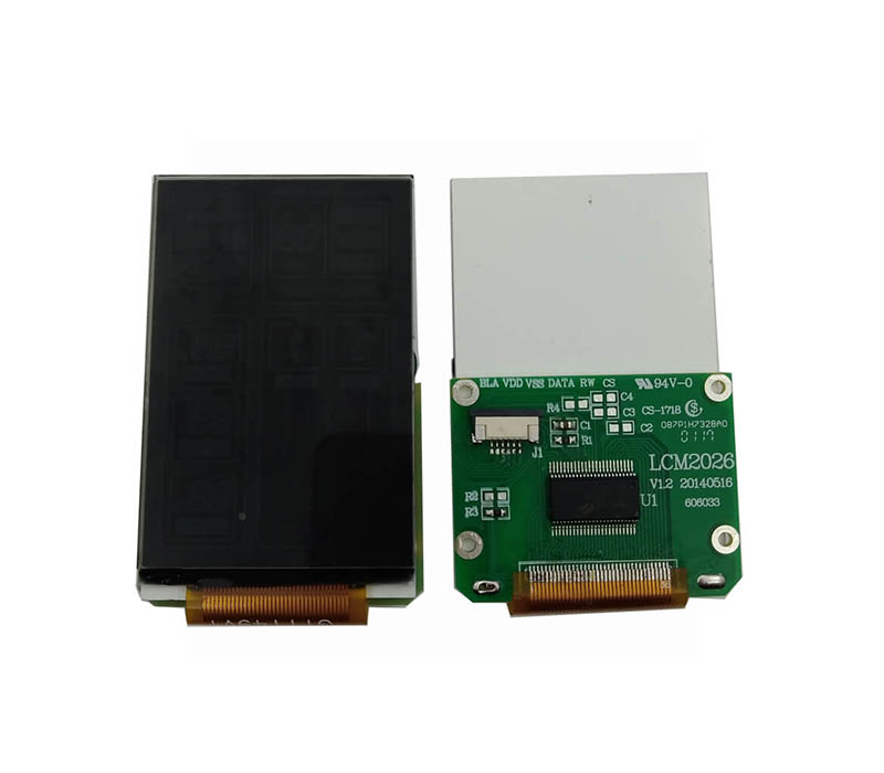 Genyu Best segment lcd module supply for machines-2