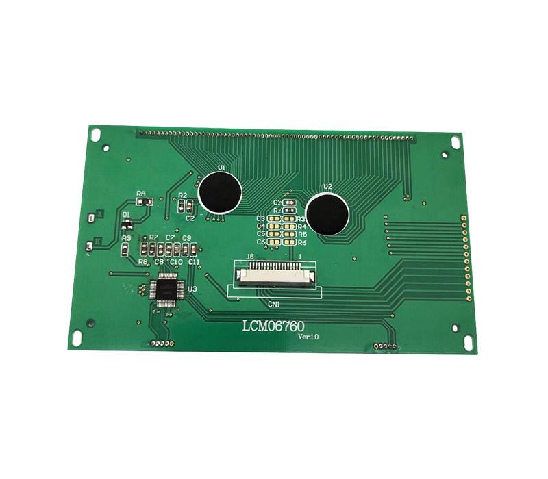 Genyu gy03836nm segment lcd module manufacturers for instrumentation-2