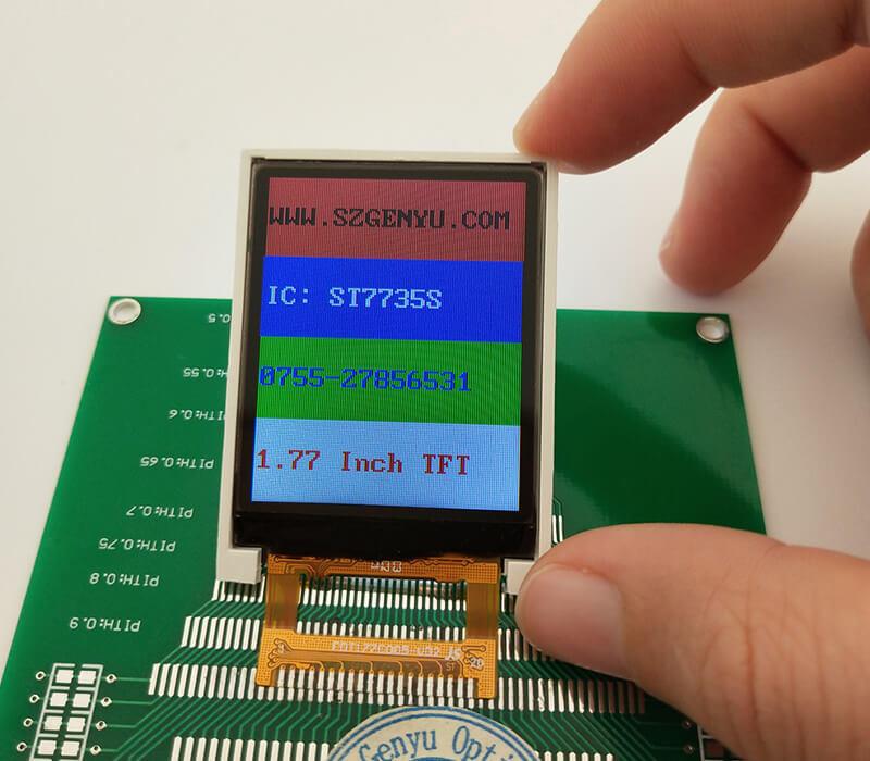 Wholesale TFT LCD Module 1.77 inch 128*160 Pixels screen display