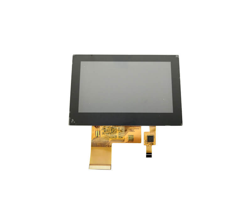 Factory Supply 4.3 inch TFT LCD 480*272 Pixels RGB LCD Module With CTP
