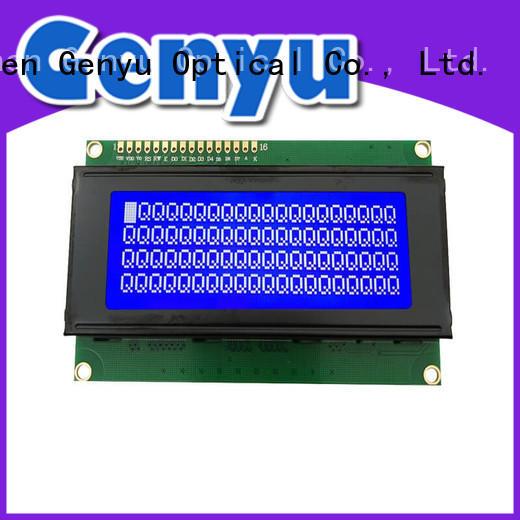 Genyu 1602c5ax305 lcd character display screen for audio