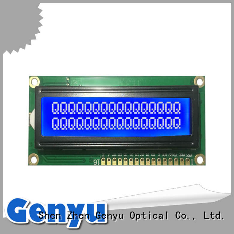 electronic component lcd character displays modules for equipment