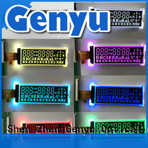 Genyu gy8226 custom lcd screen request for quote for meter