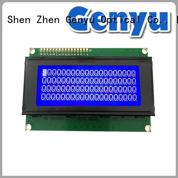 gy0802 character lcd display module for industrial
