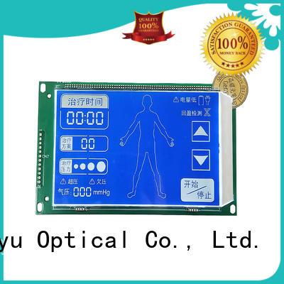 Genyu New custom size lcd factory for instrumentation