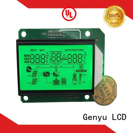 Genyu Latest segment lcd screen for business for medical