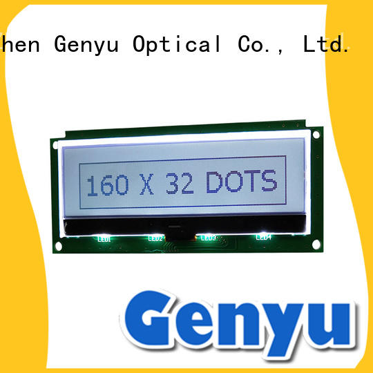 COB LCD Screen 160x32 Graphic liquid crystal display manufacturer