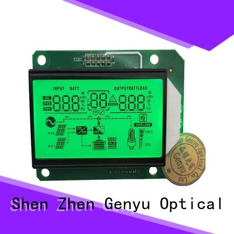 Genyu High-quality lcd display custom factory for meter