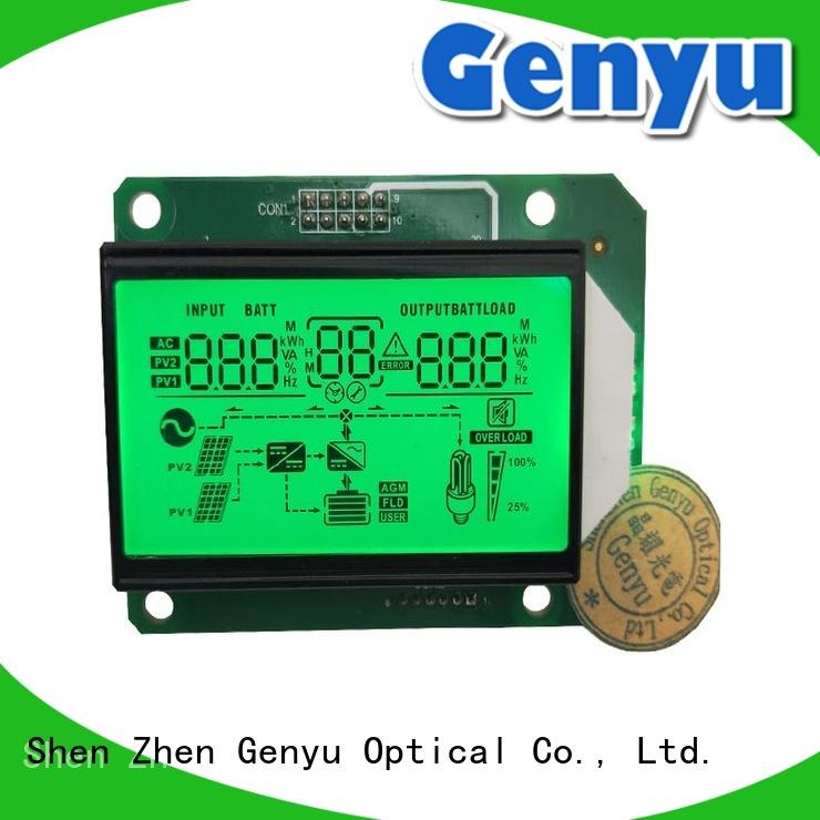 Genyu gy04912nm custom size screen request for quote for instrumentation