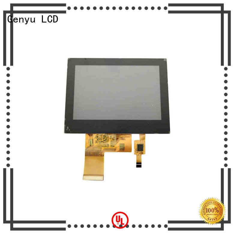 Genyu High-quality tft lcd displays manufacturers