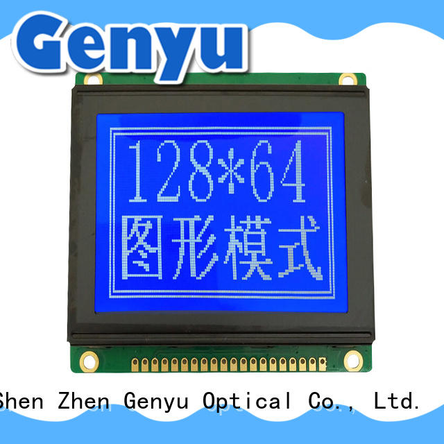 Genyu 100% quality lcd screen manufacturer awarded supplier for instruments panels
