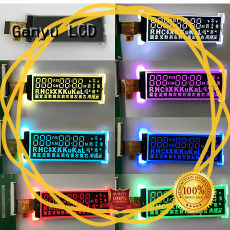 New segment lcd display gy03656 suppliers for home appliances
