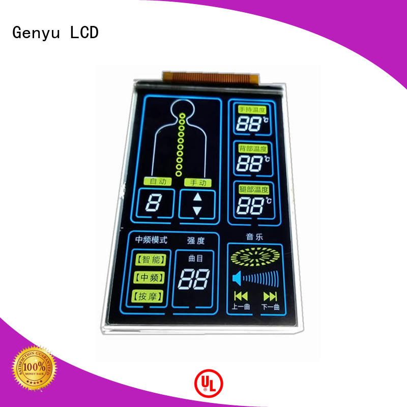 Wholesale segment lcd screen display for business for POS