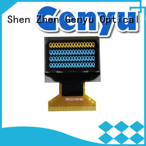 panel oled lcd panel module for smart home Genyu