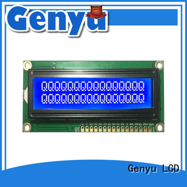 Best lcd 16x2 gy1602c5ax229 supply for industrial