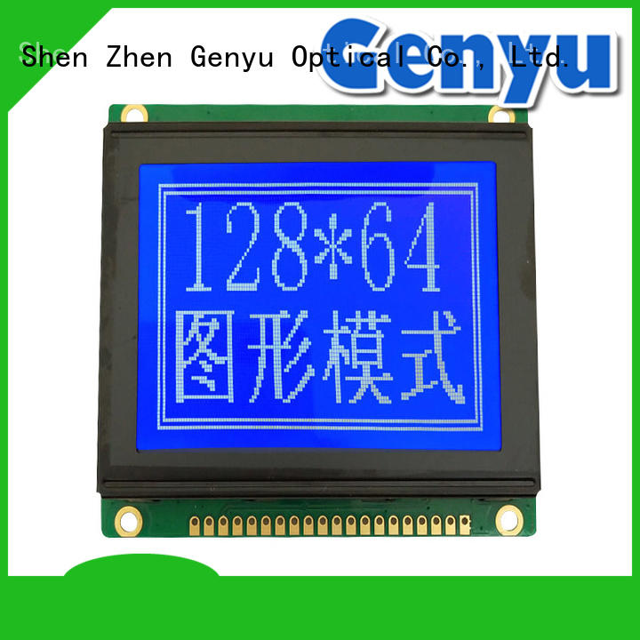 Genyu modules graphics lcd module exporter for medical equipment