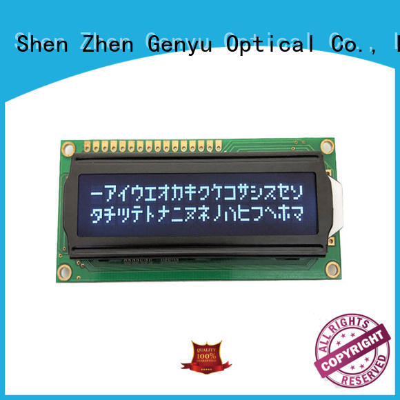 Genyu Wholesale lcd character display modules factory for home radios