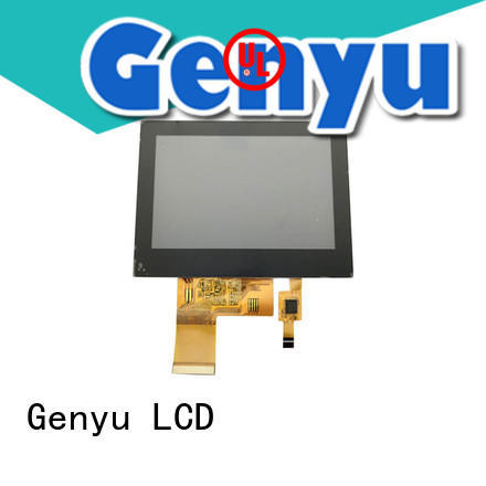 Genyu quality-reliable tft lcd modules for business for devices