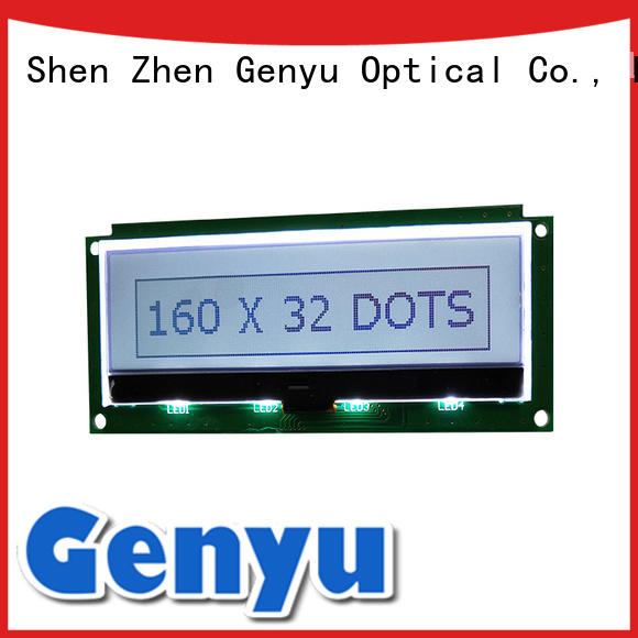Genyu OEM ODM lcd display oem module for electronic products