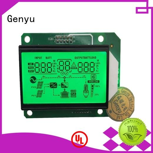 Latest custom size lcd lcd for laser