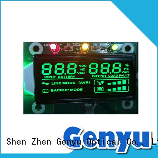 Genyu gy03656 lcd custom exporter for video