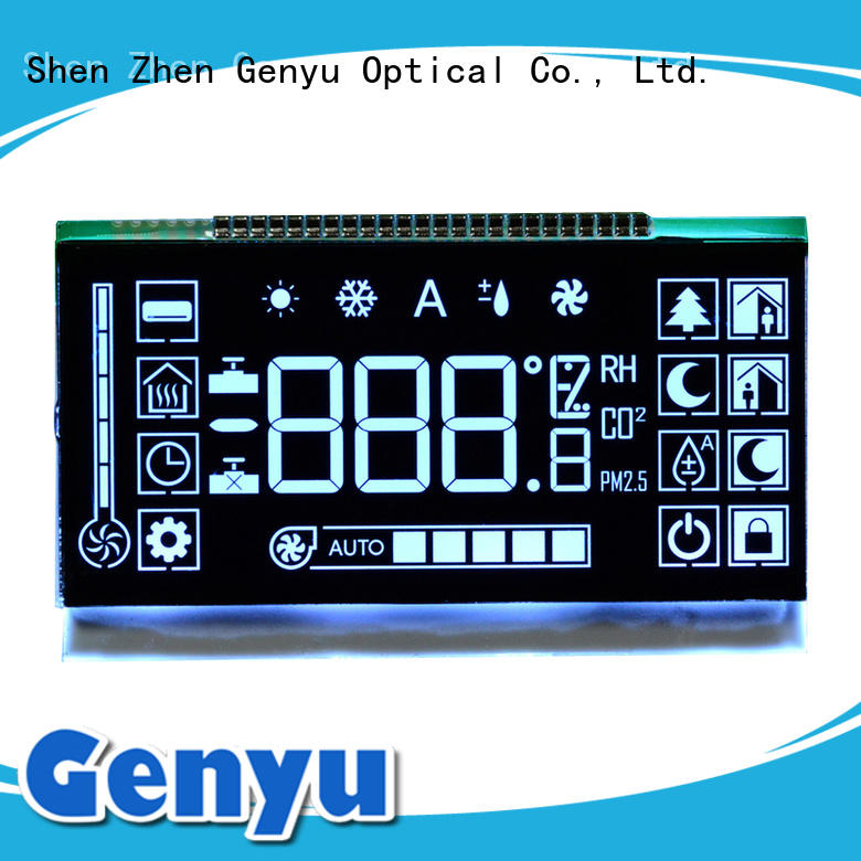Genyu hot selling custom size screen renovation solutions for meter